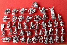 Grenadier Models Miniatures Pre Slotta Metal Figures Fantasy Orcs Elves Wizards