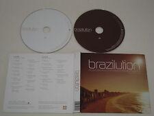 BRAZILUTION/MUSICA ELECTRONICA COM SABORDO BRASIL/EDICAO 5.3(MOS 0010182MIN) CD