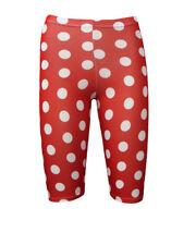 Minnie Polka Dots Polkas Printed Cycle Shorts Fancy Dress
