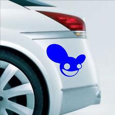 Deadmau5 deadmaus dead mouse decal sticker vinyl DJ wall art Zimmerman music
