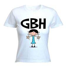 GBH T-shirt femme-Great Big Hugs texte Facebook Twitter-Tailles S-XL