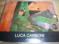 CDS PROMO LUCA CARBONI LE BAND