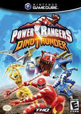 Power Rangers Dino Thunder Nintendo Gamecube - Game Only