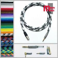 Akg K712/K7XX/K702/Q701 custom cable upgrade, Beyerdynamic DT1770 - DT1990pro