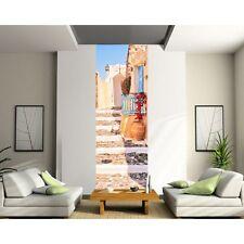 Papier peint Lé unique Escalier Grèce 2102
