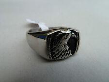 Stainless steel ring/Skull ring/Gothic ring/Biker ring #10,11,12,13,14 NWT 4107