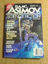 ASIMOV'S (SCI-FI) - CONNIE WILLIS - Dec 1991