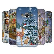 UFFICIALE CHRISTMAS MIX WINTER WONDERLAND CASE IN GEL PER SAMSUNG TELEFONI 4