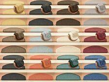 Stufenmatte Treppenmatte Rambo New Halbrund in 12 Farben - 1 Stück