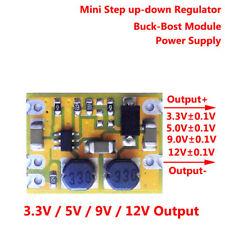 DC Boost-Buck Step Up Down Voltage Converter 3.3V 5V 9V 12V Power Supply Module