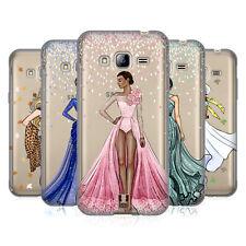 Funda HEAD CASE DESIGNS CON vestidos Gel Suave Para Teléfonos Samsung 3