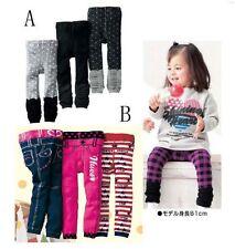 BULK 3 pairs set Baby Toddler Girls Sock Leggings *6mos-4yrs* 0.1.2.3