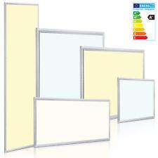 LED Panel Deckenleuchte Ultraslim Wandleuchte 120x30cm 62x62cm Einbauleuchte