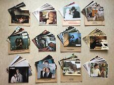 Jeux de photos d'exploitation Films Policier Thriller Cinéma French Lobby Cards