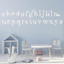 Full Alphabet Nursery School Wall Decal Sticker WS-15321