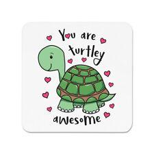 Vous êtes turtley génial Aimant de Réfrigérateur Drôle Tortue totalement Valentine's Day