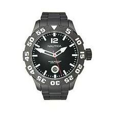 Nautica BFD 100 Black Dial Men's Watch N20095G