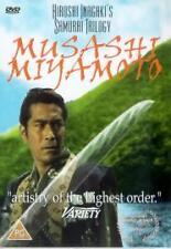 Musashi Miyamoto (DVD, 2001)