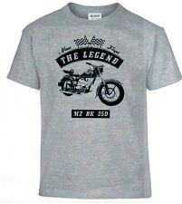 T-shirt, MZ BK 350, Bike, motocicleta, Youngtimer, Oldtimer