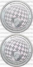 MONETE EURO OLANDA 2017 _ 5 EURO 2017 _ 150° ann. CROCE ROSSA - FDC O COIN CARD