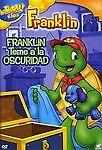 Franklin: Franklin Teme a la Oscuridad (DVD, 2010)  LIKE NEW