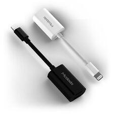 2 in 1 Adapter & Splitter Dual Lightning Headphone Audio & Charge Adapter Mcdodo