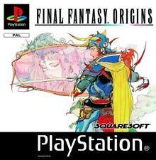 PS1 / Sony Playstation 1 - Final Fantasy Origins (mit OVP) (sehr guter Zustand)