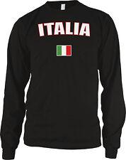 Italy Italia Repubblica Italiana Republic Rome Flag Pride Long Sleeve Thermal