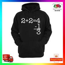 Quick Maths Hoodie Hoody Hoodie Parody Not Hot UK Grime Ting Goes Music Funny 2