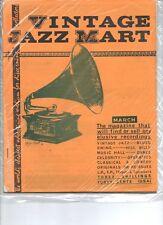 Vintage Jazz Mart - March 1969