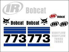 773 G new decal kit / Sticker set skid loader skid steer  decals fits bobcat