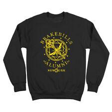 Brakebills Alumni Magic Geek Comic Magician Black Crewneck Sweatshirt