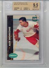 1991 Parkhurst Alex Delvecchio (Legend Card) (#PHC2) BGS9.5 BGS