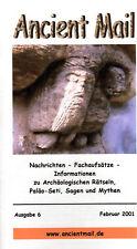 ANCIENT MAIL Nr. 6 - Der Fluch des Orakels - Wo blieben die Schätze von Delphi ?