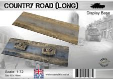 Coastal Kits 1:72 Scale Country Road (Long) Display Base