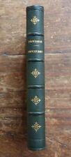 1862 PROUDHON Brochures E.Quinet 4 ouvrages rares reliés en 1 vol
