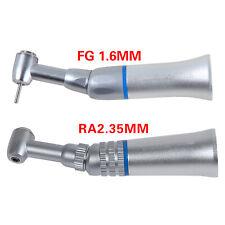 Dentista Contra angle Push Exter Spray manipolo fit FG 1.6mm / CA 2.35mm fresa