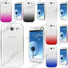Accessoires Housse Coque Rigide Gouttelette Pluie Samsung Galaxy S3 i9300 + Film