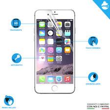 Pack Pellicola Trasparente Lucida Protettiva Display HD Apple iPhone 6 6s PLUS