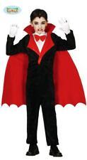Costume Vampiro Bambino Halloween Carnevale - 1