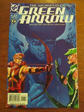 Green Arrow 17 - SHADE & Solomon GRUNDY - Brad Meltzer,  Phil Hester Art
