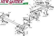 Esploso sollevamento piatto taglio trattorino rasaerba98cm XD150HD CASTELGARDEN