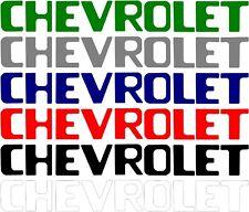1954-1987 Chevrolet StepsideTailgate Decal FITS STEPSIDE ONLY