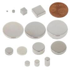 SBS Neodym Magnete 100 Stück Supermagnete extrem stark Power Magnet Pinnwand