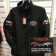Toyota Twincam Chaqueta Softshell logotipos bordados Rally Chaqueta Chaqueta De Toyota