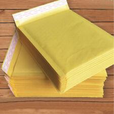 10 Pack Bubble Mailing  Paper Moistureproof Envelopes Bag Anti-pressure