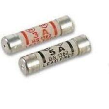 Shaver Plug Fuses Mini 3 Or 5 Amp (pack of 2)
