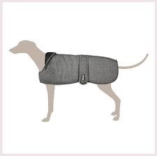Greyhound Coat - Parisian Winter Coat - B& W