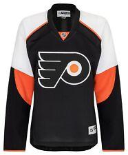 NHL Kinder Philadelphia Flyers Youth Eishockey Trikot Jersey black blank