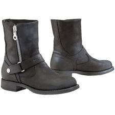 Forma Ladies Eva Waterproof Motorcycle Motorbike Boots - Black